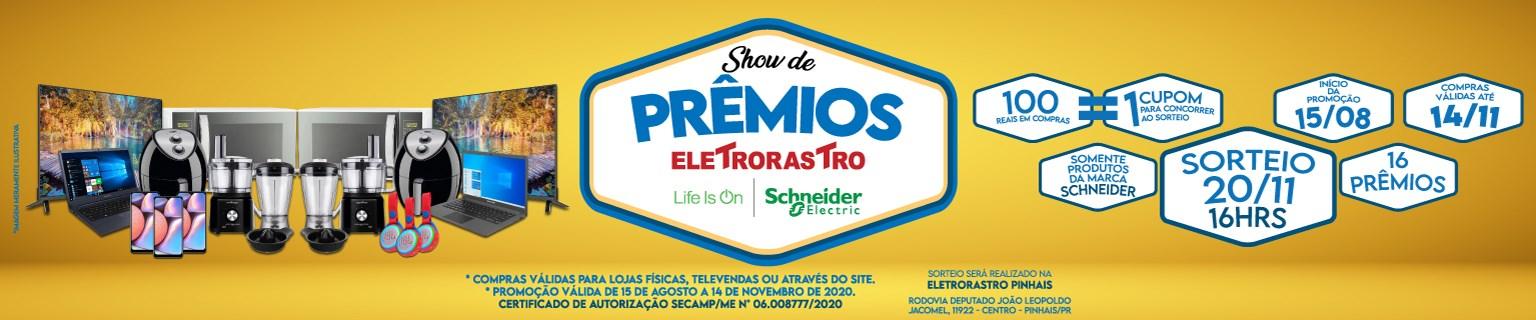 Show de Prêmios Schneider e Eletrorastro