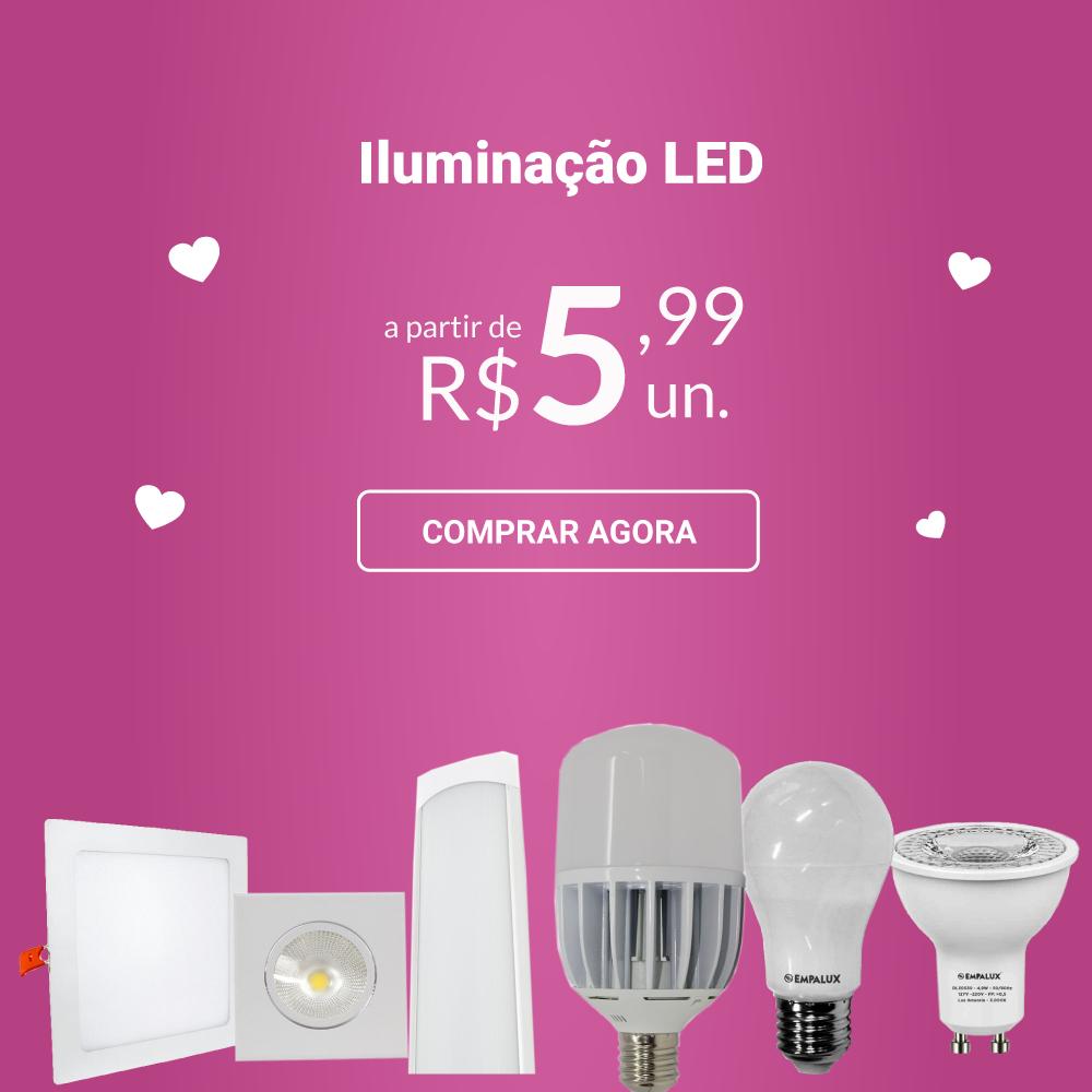 Iluminação LED Mob