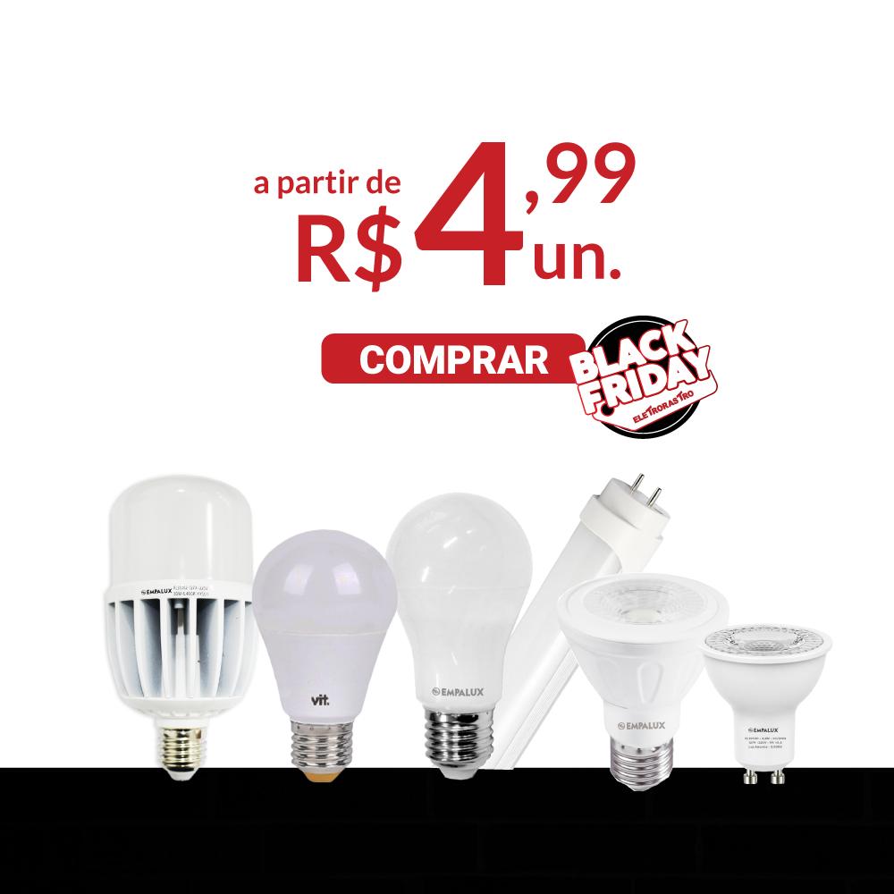Mini Lampadas Black