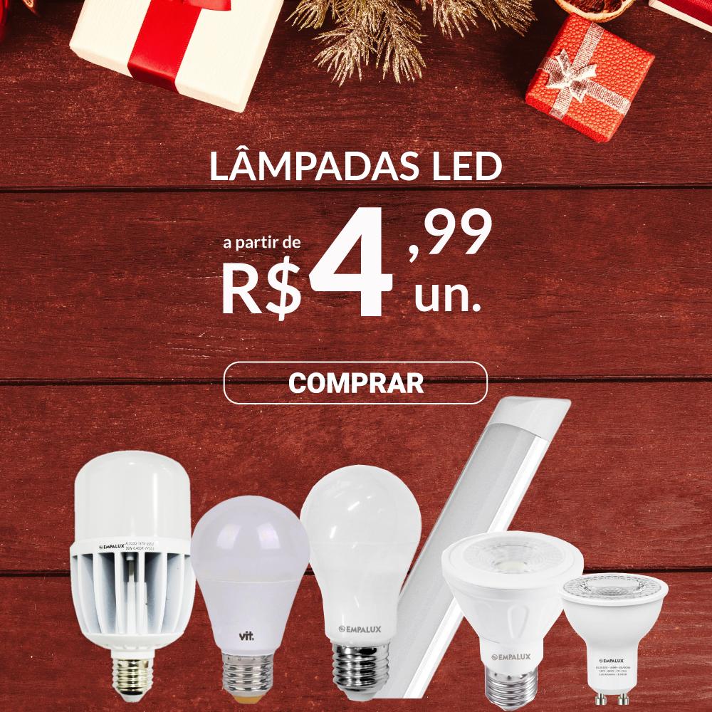 Mini Lampadas