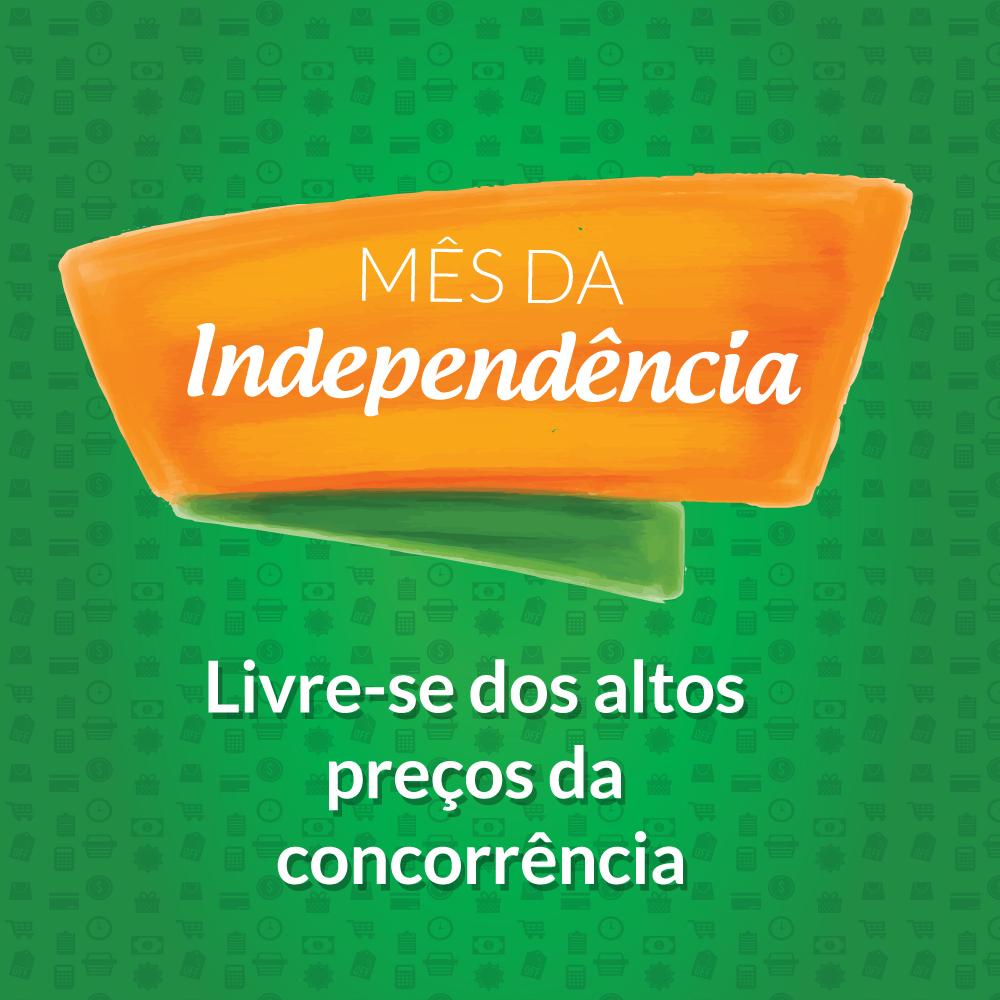 mobile mes da independência