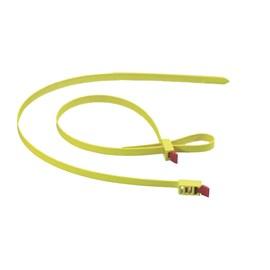 Abraçadeira de Nylon Amarela com Feicho Rápido 13x750mm Hellermann