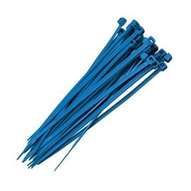 Abraçadeira de Nylon Azul 2,5x100mm G20