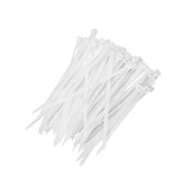 Abraçadeira de Nylon Branca 2,5x100mm Hellermann