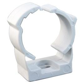 Abraçadeira PVC 3/4' Branca