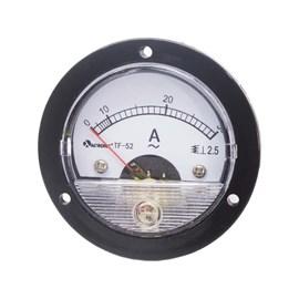 Amperímetro Analógico 0-30A JL-670 Altronic