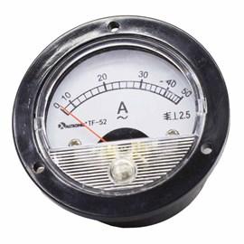 Amperímetro Analógico 0-50A JL-670 Altronic