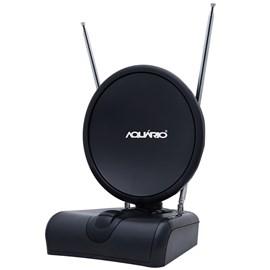 Antena Interna UHF/VHF/HDTV Aquario