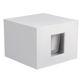 Arandela/Balizador Line 6w Branco Quente 40lm Branco Stella