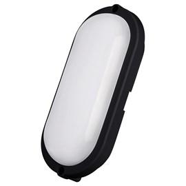 Arandela Externa LED Hummer Preto 5W Luz Branca Bivolt Avant