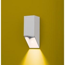 Arandela Luz Indireta 110 BMT Branca Ideal