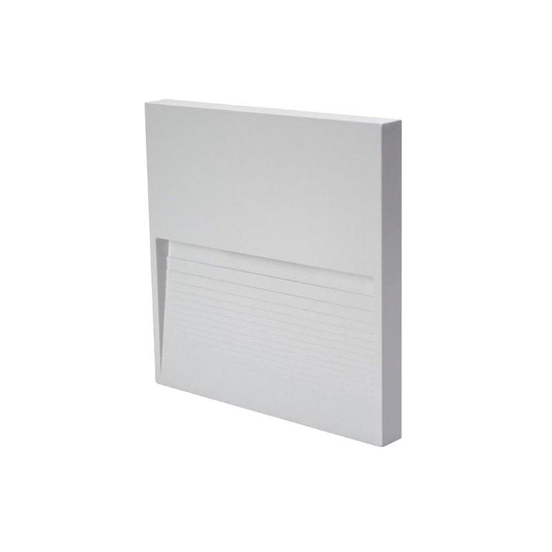 Balizador Externo LED Light Branco 2W Luz Branco Quente Bivolt Germany