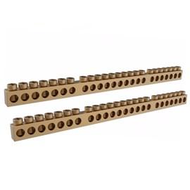 Barramento Neutro/Terra 18/24 Disjuntores com 2 Unidades Tigre