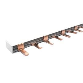 Barramento Pino 21cm 12P 63A Bifásico Enerbras