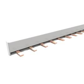 Barramento Pino 21cm 12P 63A Monofásico Enerbras