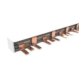 Barramento Pino 21cm 12P 80A Trifásico Schneider