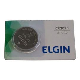 Bateria  3.0v Lithium Elgin