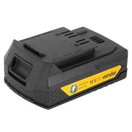 Bateria Intercambiável para Ferramentas Elétricas 18V 2,0Ah IBV1802 Vonder