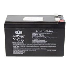 Bateria Selada 12v 7ah Para Nobreak Getpower