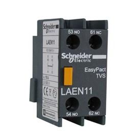 Bloco de Contato Auxiliar Frontal LAEN11 1NA+1NF Schneider