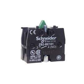 Bloco de Contato Auxiliar ZB2BE101 1NA Schneider