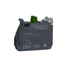 Bloco de Contato Frontal ZBE101 1NA para XB5 Schneider
