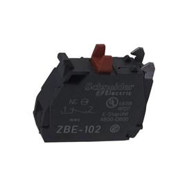 Bloco de Contato Frontal ZBE102 1NF para XB5 Schneider