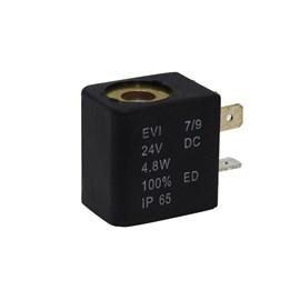 Bobina Sem Plug para Válvula Solenoide 2AVCC 130.8-2C Multicoil