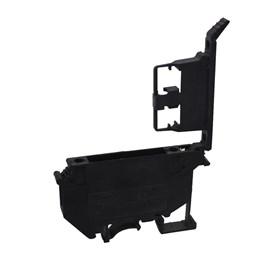 Borne Porta Fusível NSYTRV42SF5 4mm Preto Schneider