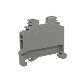 Borne SAK com Mola BM2-L2 2,5mm 24A Cinza Metaltex