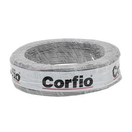 Cabo Flexível 2,50mm 100M Cinza 750V Corfio/Cobrecom
