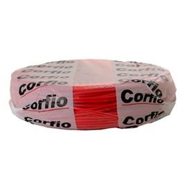 Cabo Flexível 2,50mm 100M Vermelho 750V Corfio/Cobrecom