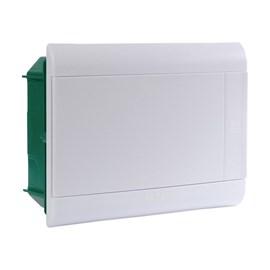 Caixa de Distribuição Embutir 12DIN PVC IP-40 Schneider