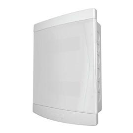 Caixa de Distribuição Embutir 12UL/16DIN PVC sem Barramento IP-40 Tigre