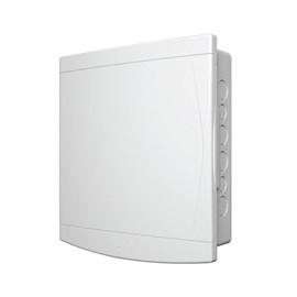 Caixa de Distribuição Embutir 18UL/24DIN PVC sem Barramento IP-40 Tigre
