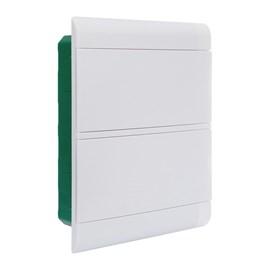 Caixa de Distribuição Embutir 24DIN PVC sem Barramento IP-40 Schneider