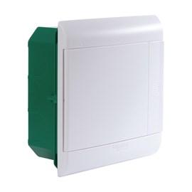 Caixa de Distribuição Embutir 8DIN PVC sem Barramento IP-40 Schneider