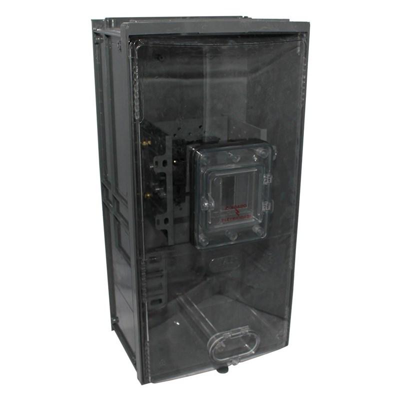 Caixa de Distribuição Padrão Copel GN TAF