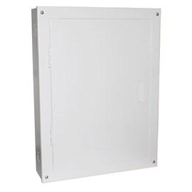 Caixa de Distribuição Sobrepor 20UL/28DIN Metal sem Barramento IP-44 Gomes