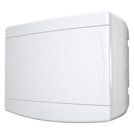 Caixa de Distribuição Sobrepor PVC IP-40 Tigre