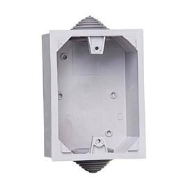 Caixa de Luz 4x2 Retangular Cinza Pial