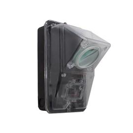 Caixa de Medição Padrão Copel AN1 CMD1-N2 com Lente TAF