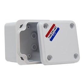 Caixa de Passagem Sobrepor Branca IP-65 Tableplast