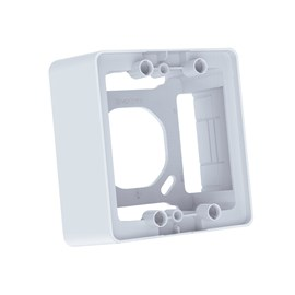 Caixa de Sobrepor Sistema X Neo Sottile Branca Enerbras