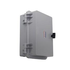 Caixa para Quadro de Comando PVC 285X208X125MM IP67 Tableplast