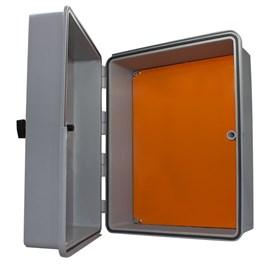 Caixa para Quadro de Comando PVC 464X380X202MM IP67 Tableplast