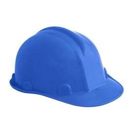 Capacete Aba Frontal com Carneira Azul Vonder