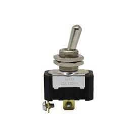 Chave 14123 Interruptor Alavanca Unipolar 15A 2 Posições Fixa Margirius