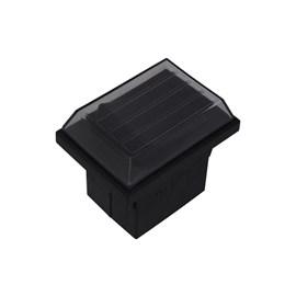 Chave 30223 Interruptor Tecla 10A 2 Posições Fixa Preto Margirius