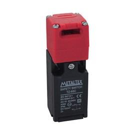Chave de Segurança 1NA+1NF TZ93C-PT sem Atuador Metaltex